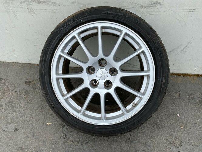 EVOX wheel